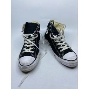 CONVERSE Sneakers White Black Men's 10/ Women's 12